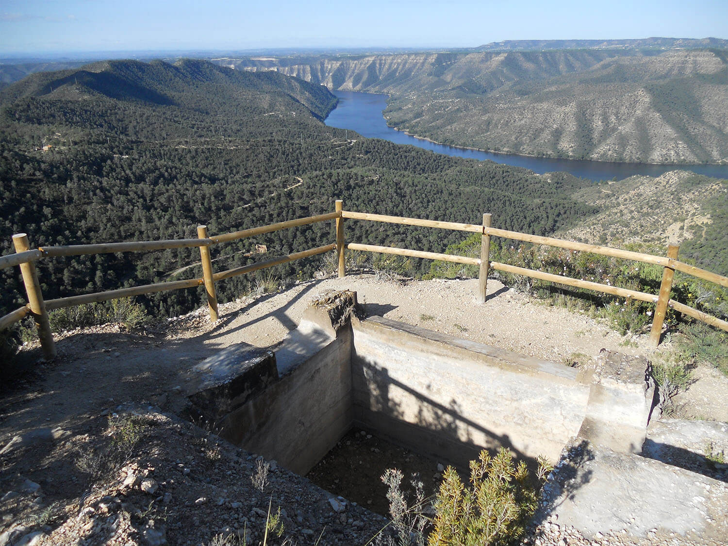 mirador_cingle de la pena